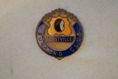 Collectable - Hurstville Bowling Club - Members Badge