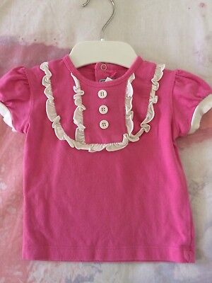 Rock Your Baby Vintage Girls Tee Size 00