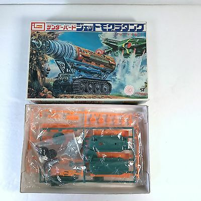 THUNDERBIRDS MOGURA TANK Jet Mole PLASTIC MODEL Kit JAPAN Issue IMAI Unbuilt!