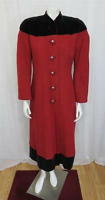 Extremely Rare True 1940's Pauline Trigere coat the only one online or displayed