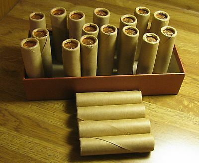 20 ROLLS OF 1968 S OBW LINCOLN MEMORIAL CENTS FROM PENNY COLLECTION 20pc BOX SET