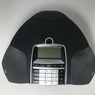 Konftel 300IP SIP Based Conference Phone Black Base Only No Power Adapter