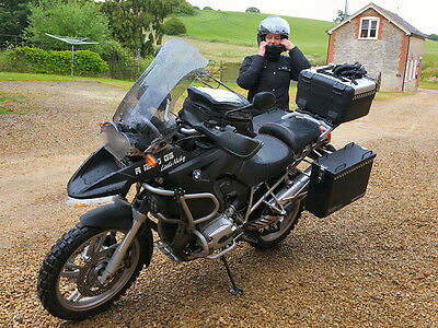 2004 BMW R1200GS, 46K Miles, Lots of Extras