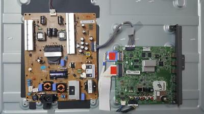 lg 60lb6500 television both mother pc boards perfect working order