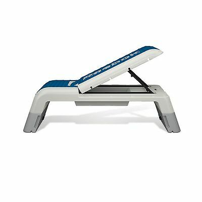 Step Elements Deck Fitness Colour Blue - Reebok - Bench Abdominal