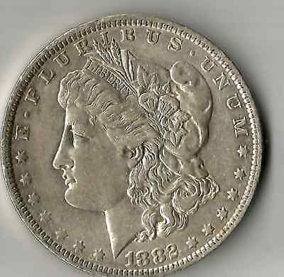 1882o Morgan Silver Dollar