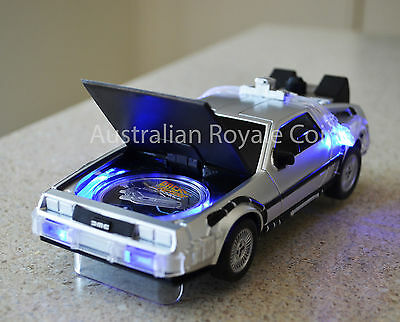 Back To The Future 2015 1Oz Silver Proof Coin