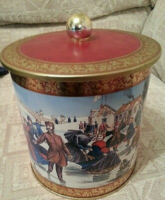european biscuit barrel