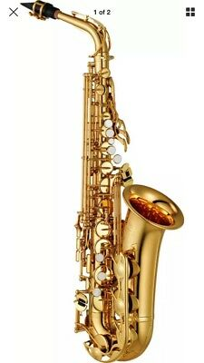 YAMAHA YAS 280 Alto Saxophone - Excellent Condition - Free Stand