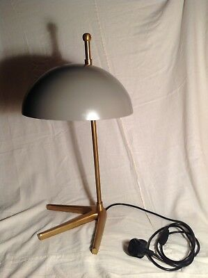 Retro Desk Lamp Bauhaus Deco Style