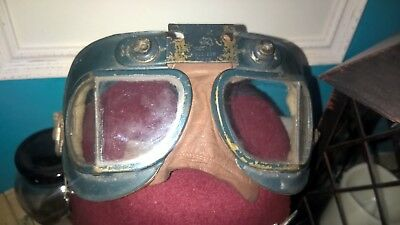 WW2 RAF Mk7 MkVII Googles