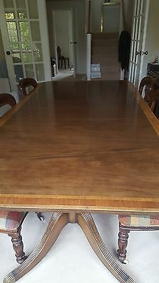 Large Mahoganny Table Reproduction