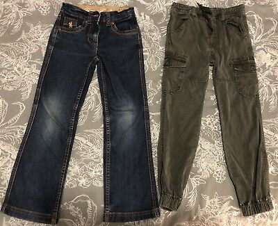 Size 5 Boys Thomas Cook Jeans And Mission Pants