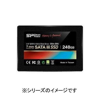 """SILICON POWER SSD - SATAIII (TLC) - S55 - 120 GB - 7mm 2.5"""" entry level"""