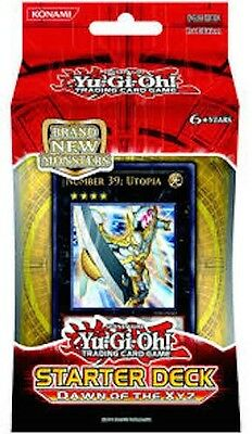 Yugioh  Dawn  Of  The  Xyz   Starter  Deck   Brand  New