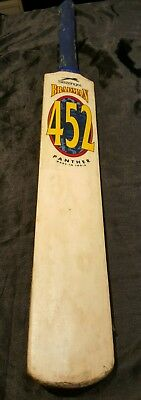 Bradman 452 cricket bat