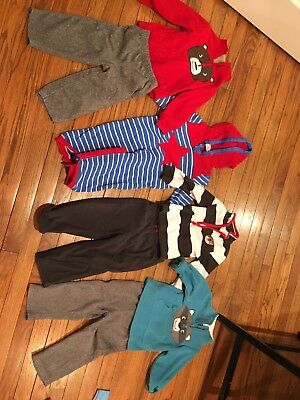 24 months toddler boys lot hanna andersson