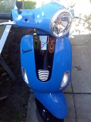 VESPA PROJECT sell or swap/swop??
