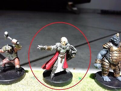 CLERIC OF ST. CUTHBERT - Aberrations 4/60 ~* UNC. ~ D&D Miniature Dungeons