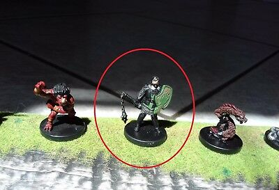 EMERALD CLAW SOLDIER with Stat Card - Aberrations 30/60 ~* COM. ~ D&D Miniature