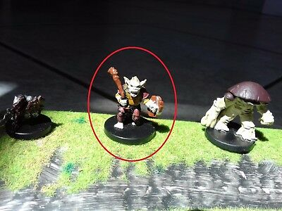 MONGRELFOLK with Stat Card ! - Aberrations 40/60 ~* COM. *~ D&D Miniature