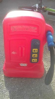 little tikes toys petrol pump sounds cars outdoor