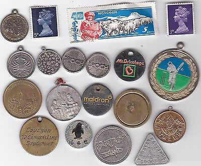 job lot of 16 curios see pictures