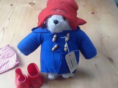 vintage gabrielle paddington bear