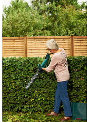 Bosch EasyHedgeCut Cordless Electric Hedge Cutter, Trimmer, Contractor, Lithium