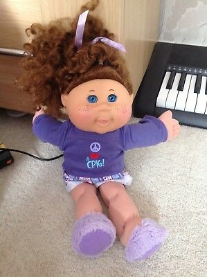 Genuine Cabbage Patch Kid Doll Girls Doll Baby