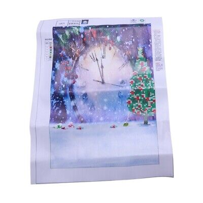 Christmas Series 5D Diamond Embroidery DIY Paintings for Home Decoration (C T7Z1