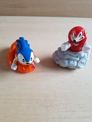 Vintage Burger King Toys - Sonic & Knuckles