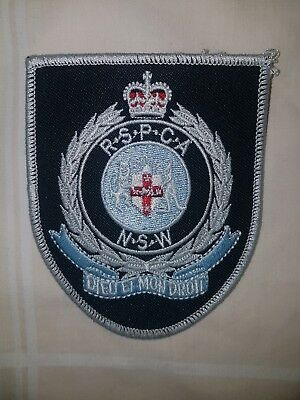 NSW Animal Welfare Patch RSPCA Council Not Police Ranger