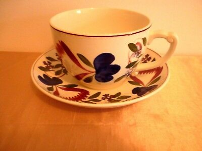 A Very Pretty Vintage T G Green Oakville Pattern Large Cup & Saucer