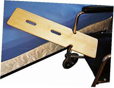 safetysure notched wooden transfer board, 24 inch