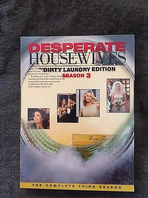 Desperate Housewives - The Complete Third Season (DVD, 2007, 6-Disc Set, The Dir