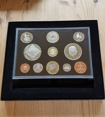Royal Mint 2008 UK Proof Coin Collection, 11 coin set