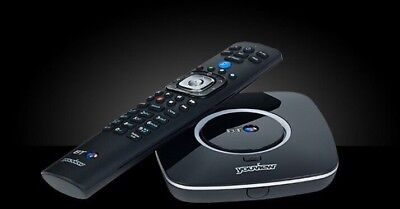 BT Youview DB-T2200 Freeview Internet TV Streamer Box + Remote & Power Lead