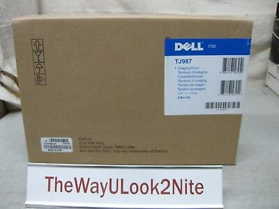 Dell Imaging Drum 1720 New TJ987 Genuine Factory Sealed Handwriting Box
