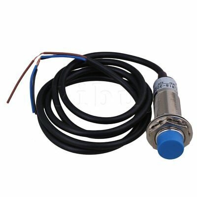 Plastic & Metal DC6-36V LM18-3020NA 3-Wire M18 Inductive Approach Switch