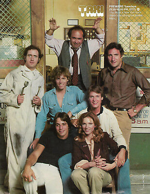 "ABC Press Release Photo, ""Taxi"" Full cast 1978"