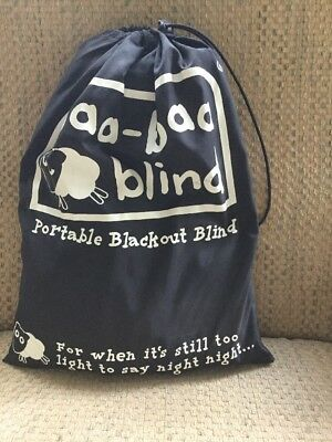 portable blackout blind
