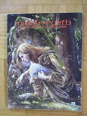 THE WIZARDS CASUAL COMPANION #3340 - Middle-Earth I.C.E. Mittelerde Lord Rings