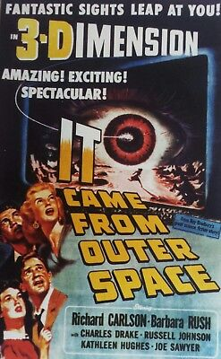It Came From Outer Space 3D 400Ft Super 8 Sound