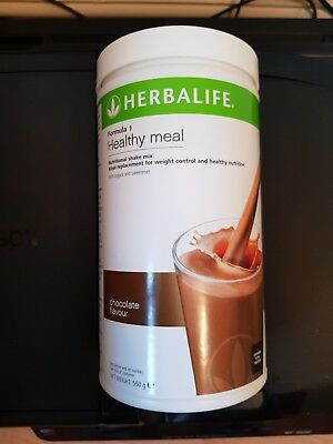 Herbalife F1 Chocolate Shake