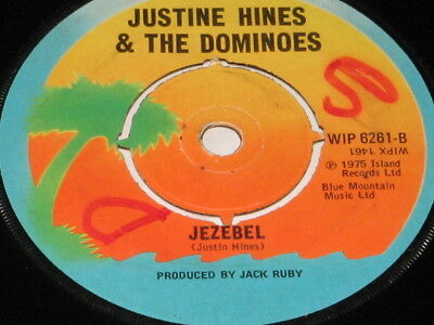 7 inch CARRY GO BRING COME - JUSTIN HINDS!!!!!!!!!