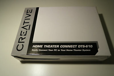 Creative Home Theater Connect DTS-610