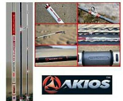 Akios Airspeed 435 Long Cast Surf Rod 4.35m 100g-220g