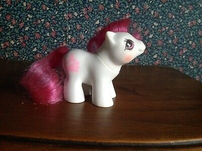 Vintage My Little Pony BABY RIBBON & HEARTS  Uk Special