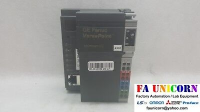 [GE Fanuc] IC220EBI001-BB TESTED Versapoint Ethernet Remote IO Fast Shipping